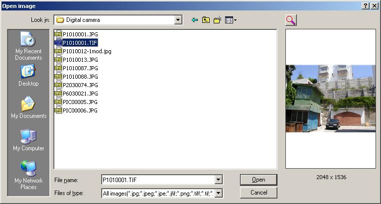 Click to view .NET Preview Dialogs 1.2 screenshot